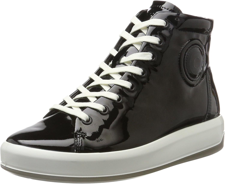 ECCO Shoes Women's Soft 9 Hightop
