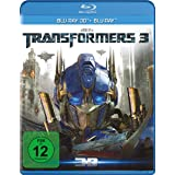 Transformers 3 - Dark of the Moon  (+ Blu-ray) [3D Blu-ray]