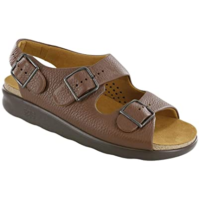 SAS Womens Relaxed Casual Sandals, Amber, Size 8 | Sandals