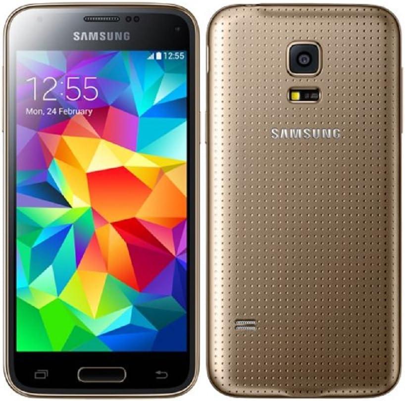 Samsung Galaxy S5 mini SM-G800F 16GB 4G Oro: Amazon.es: Electrónica