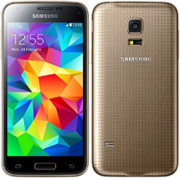 Samsung Galaxy S5 mini SM-G800F 16GB 4G Oro: Amazon.es: Electrónica