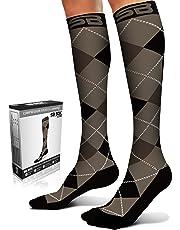 Calcetines de compresión SB Sox de 15 a 20 mmHg para hombres y mujeres los mejores