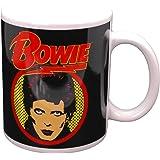 Bowie Flash Logo Boxed Mug
