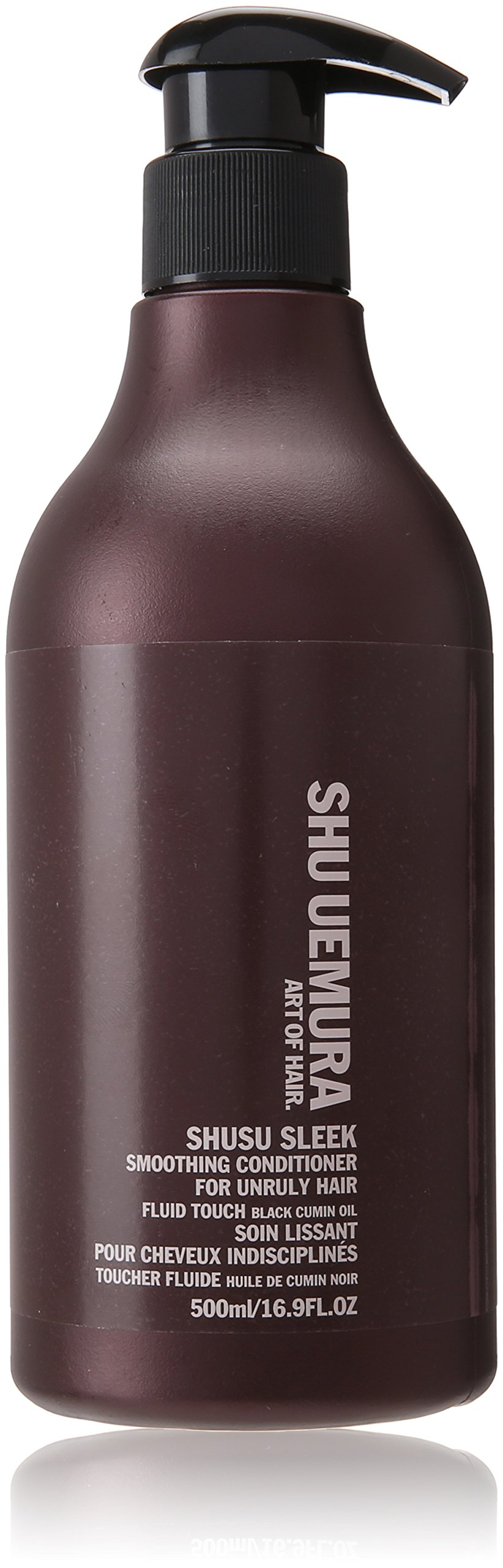 Shu Uemura Shusu Sleek Smoothing Conditioner for Unisex, 16.9 Ounce