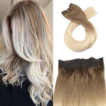 Flip in hair extensions amazon