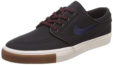 size 40 d3ec5 d3563 Nike Zoom Stefan Janoski CNVS Skateboard Shoe Mens Style  615957-024 Size  7