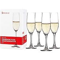 SPIEGELAU Salute Champagne Flute Set, 4 CT