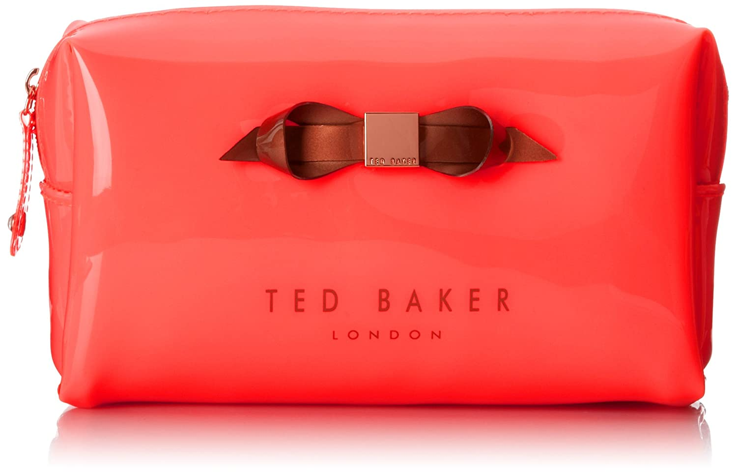 1aa8746e90db2c TED BAKER Nellyy Slim Bow Small Make Up Bag NEW with Tags - Sealed   Amazon.co.uk  Beauty