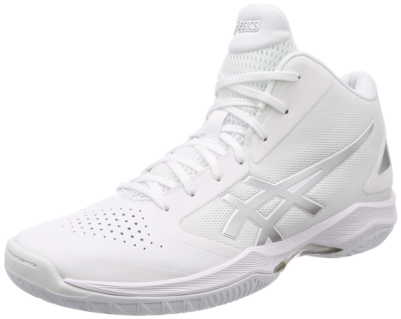 [アシックス] バスケットシューズ GELHOOP V 10 B077MTPK6W 24.0 cm ホワイト/シルバー