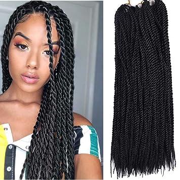 Amazon.com  Senegalese Twist Hair Crochet Braids Hairstyles