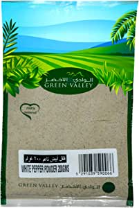 Green Valley White Pepper Powder - 200 gm