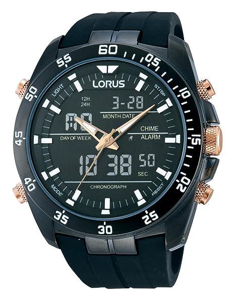 1aa3b2291706 LORUS Reloj de pulsera RW615AX9  Amazon.es  Relojes