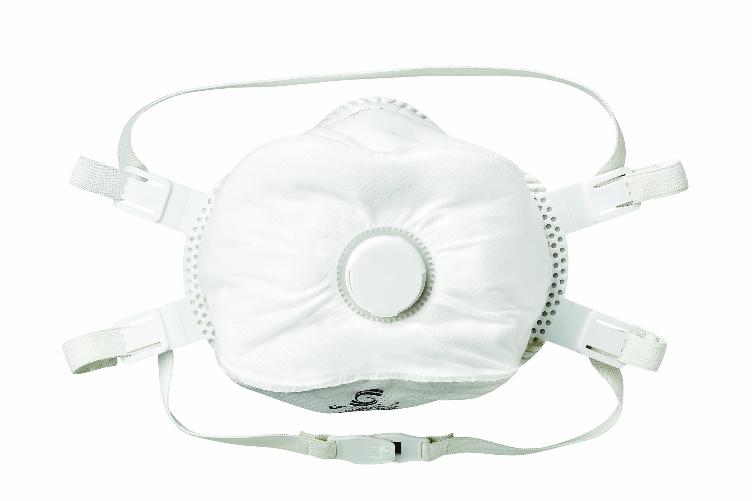 Gateway Safety 80902V TruAir Ultra Vented P100 Particulate Respirator (Box of 5)