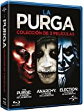 Pack 3 Películas: La Purga (BD) [Blu-ray]
