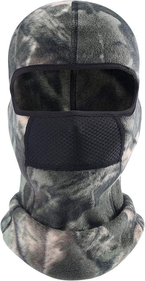 Inverno Antivento Fleece Sci Protector Sottocasco Copricapo Del Motociclo Termica Viso Bandane