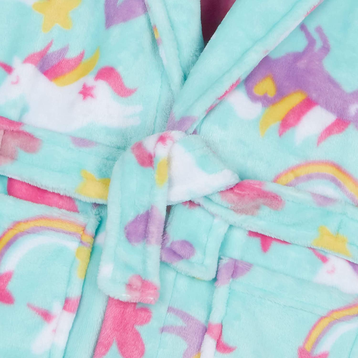Lora Dora Girls Unicorn Dressing Gown