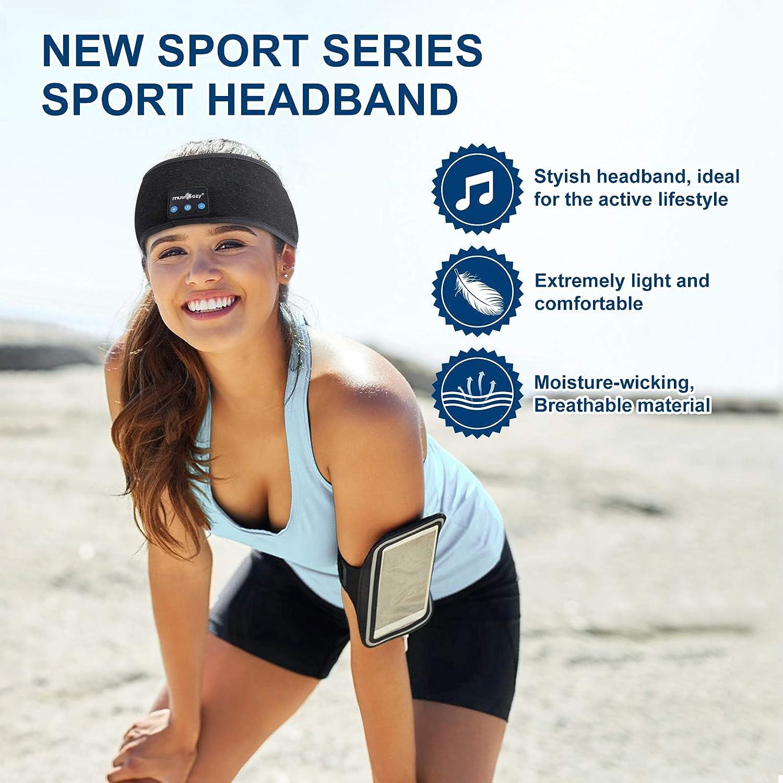 Schlafkopfhörer Bluetooth Sportkopfband Drahtlose Elektronik