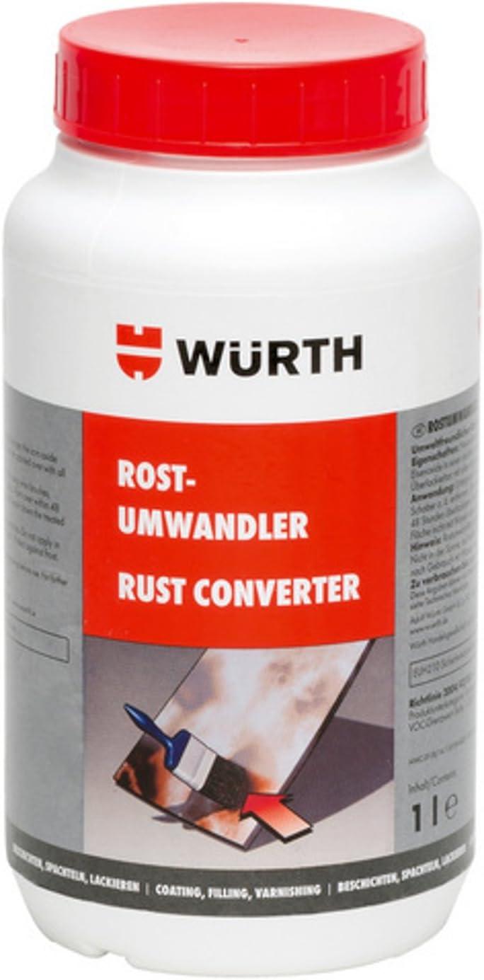 Würth óxido-Convertidor óxido Convertidor