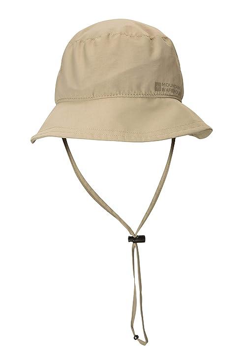 Mountain Warehouse Australian Mens Brim Hat Khaki for Walking//Hiking-One Size