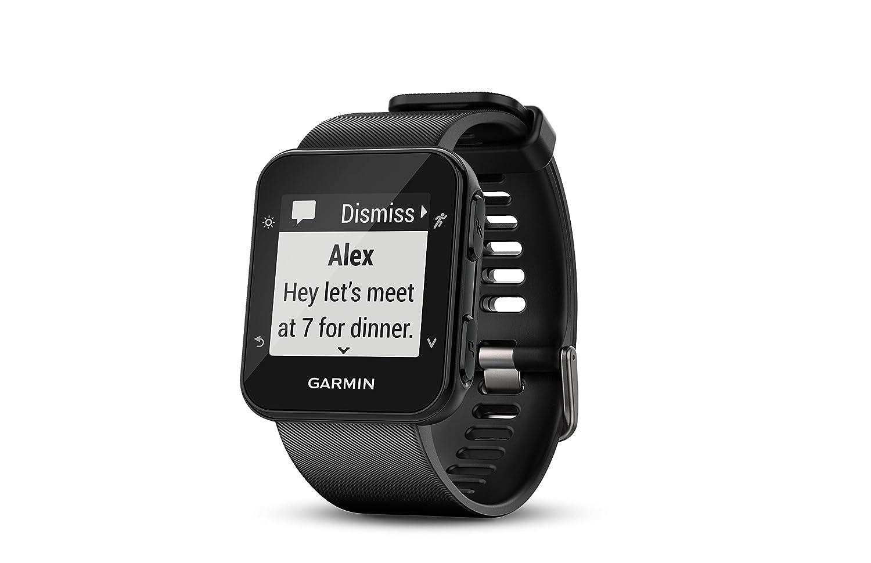 Garmin Forerunner 35 - Reloj, negro: Amazon.es: Electrónica