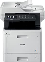 Brother Printer RMFCL8900CDW Business Color Laser All-in-One with Advanced Duplex and Wireless Networking (Renewed) 5.0