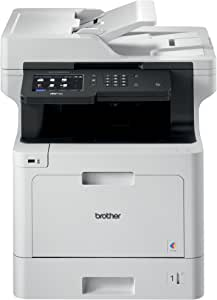Brother RMFCL8900CDW Business Color Laser Printer, All-in-One, Duplex and Wireless Networking