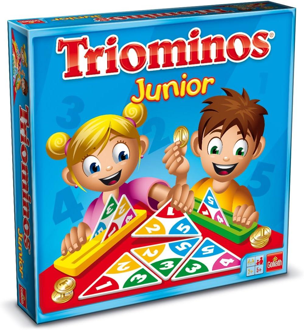 60627.012 Goliath-60627 Triominos Junior