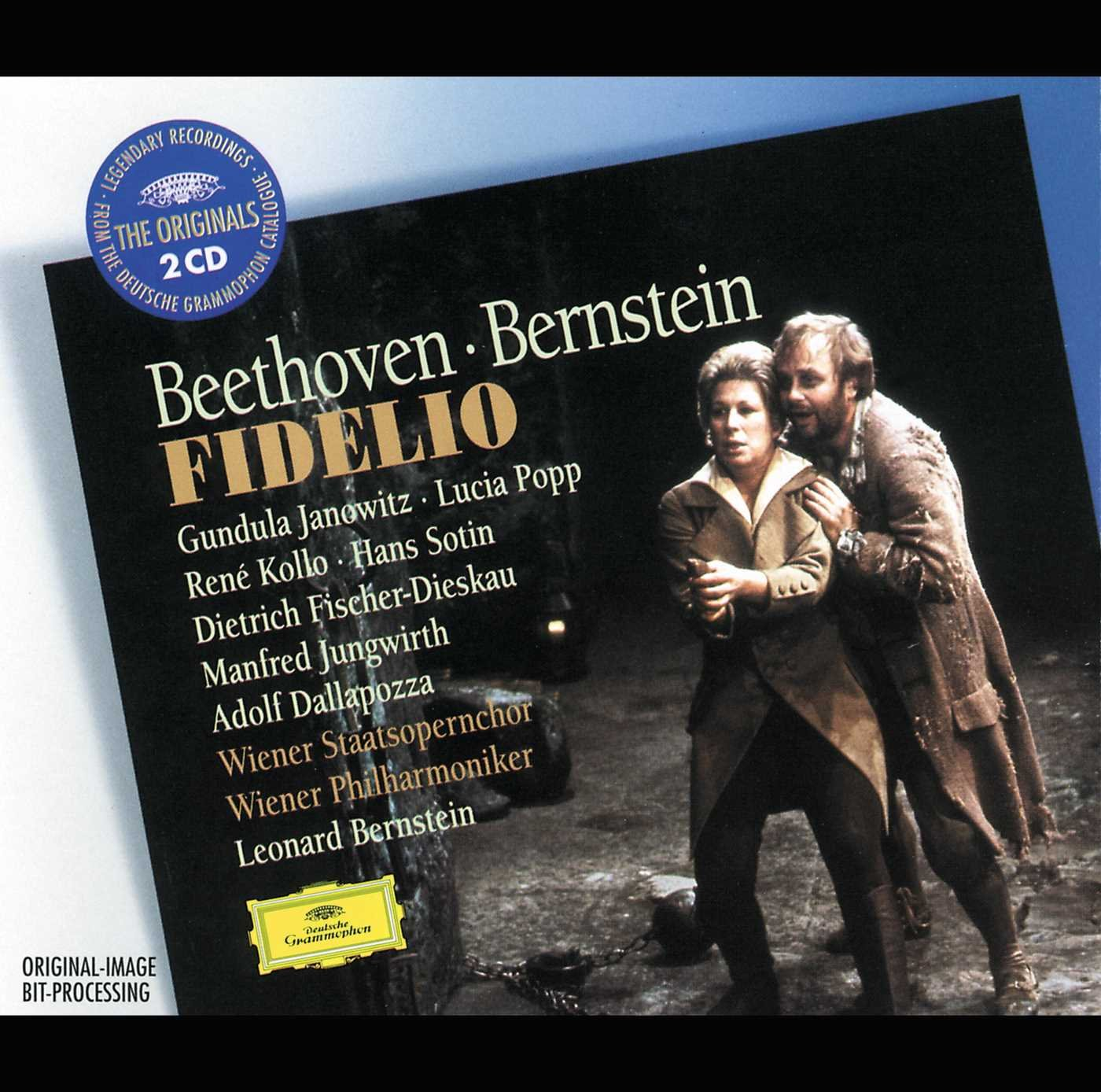CD : Leonard Bernstein - Fidelio (2PC)