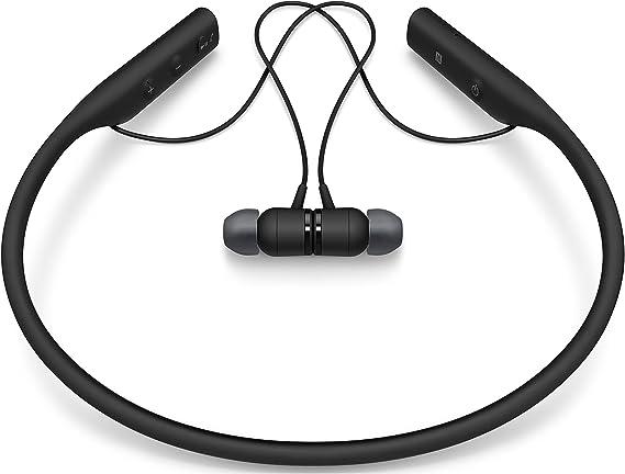 Amazon Com Sony 2 Way Style Usb Audio Bluetooth Headset Sbh90c Black