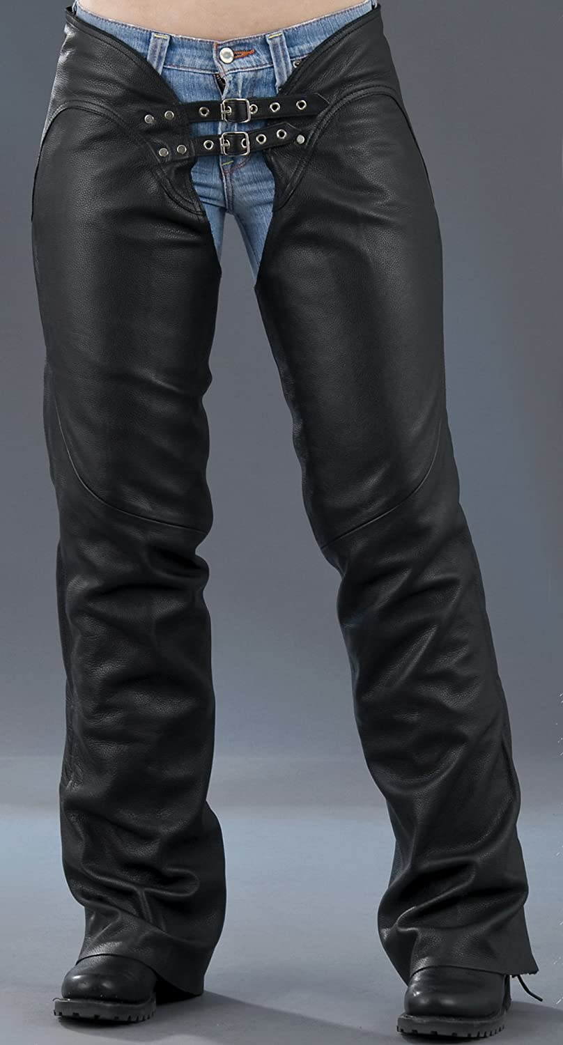 Sexy leather chaps