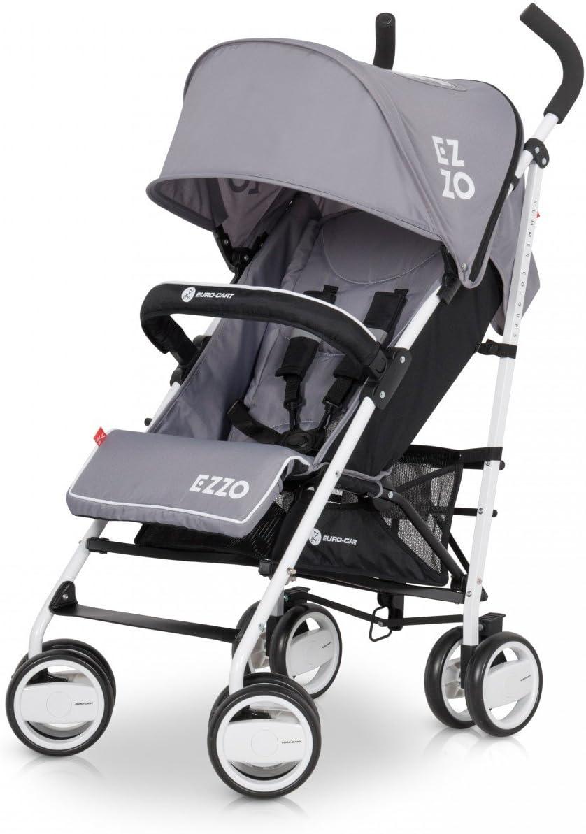 color Scarlet Silla de paseo EZZO Carrito con Capazo de alta calidad