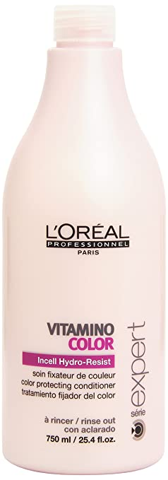 loreal vitamino color incell hydro resist conditioner for unisex 254 ounce - Shampooing Vitamino Color