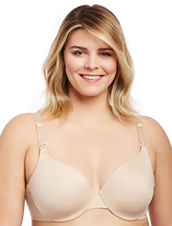 8b3f36bff Motherhood Maternity Women s Full Coverage Back Smoothing Nursing Bra at Amazon  Women s Clothing store