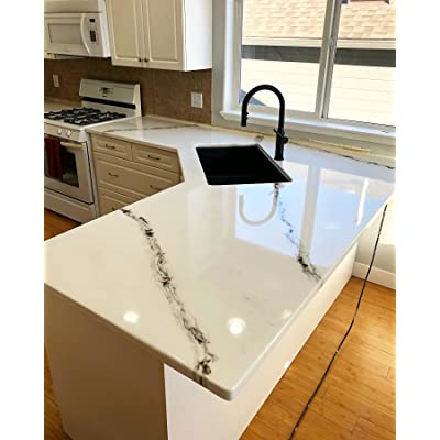 Buy Ultimate Top Coat Epoxy Stone Coat Countertops Diy Epoxy Resin Kit With Extra Scratch Resistance And Uv Resistance For Protecting Your Surface Gives Your Epoxy Project A Natural Matte Finish