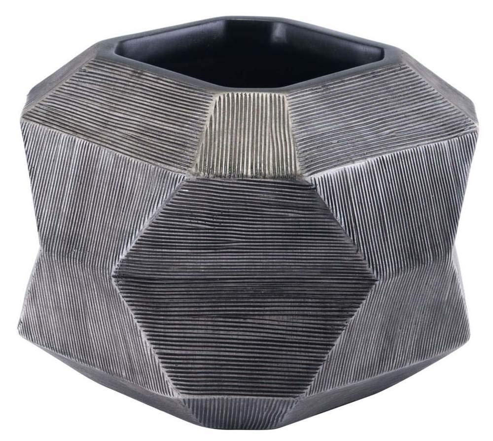 Zuo A11948 Vase Medium Gray