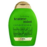 OGX Hydrating TeaTree Mint Conditioner, 13 Ounce Bottle, Hydrating and Nourishing...