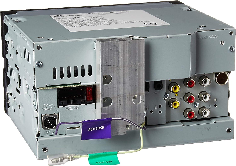 JVC KW-V25BT 6.2 WVGA Clear Resistive Touch Monitor//Bluetooth 13-Band EQ
