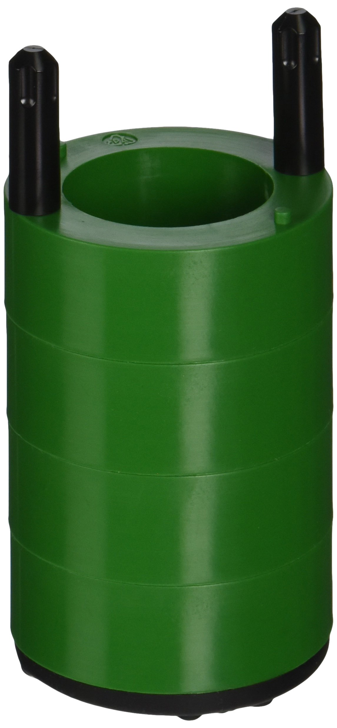 THERMO FISHER SCIENTIFIC 75008182 Centrifuge Adapter for Round Bucket, 1 mL x 50 mL Capacity DIN Standard Tube, Green by Thermo Fisher Scientific (Image #1)