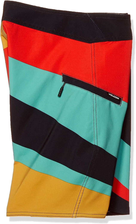 Volcom Boys Ransacked Mod Boardshort Board Shorts