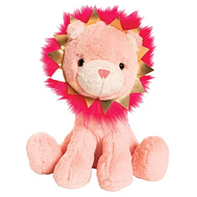 "Manhattan Toy Bright's Lion 10"" Lion Stuffed Animal: Toys & Games"