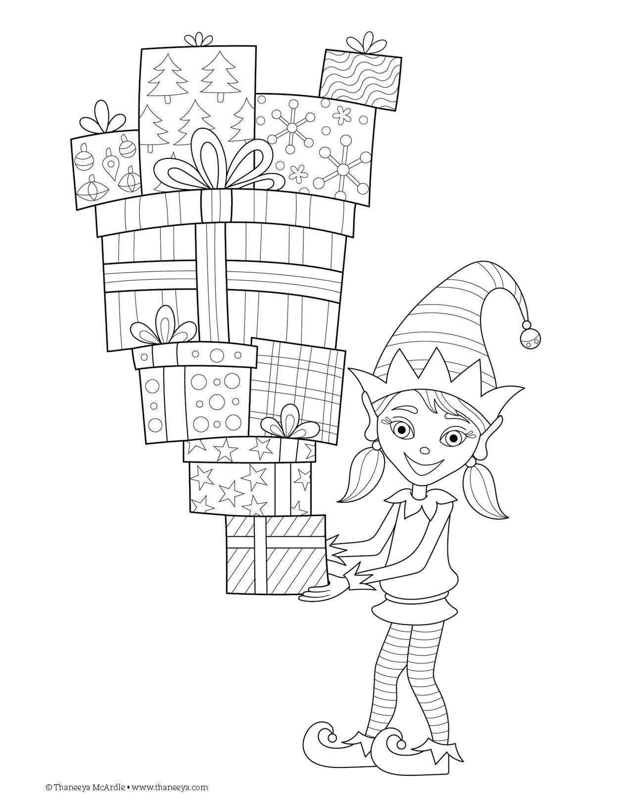 Amazon Christmas Coloring Book Coloring is Fun Design