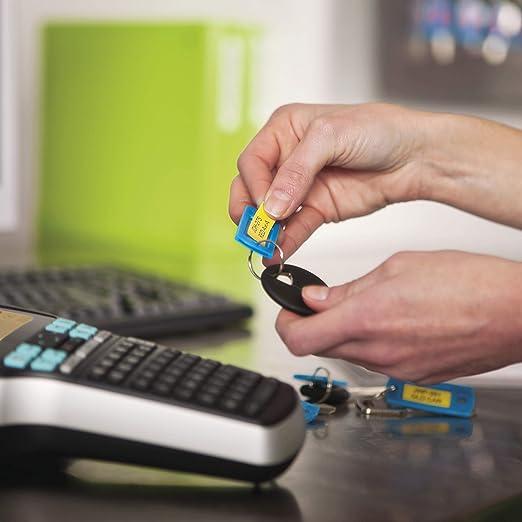 DYMO LabelManager 420P - Impresora de etiquetas (180 x 180 DPI, 14.9 mm, Transferencia térmica, 10 mm/seg, LCD, 9 etiqueta(s)) (importado)