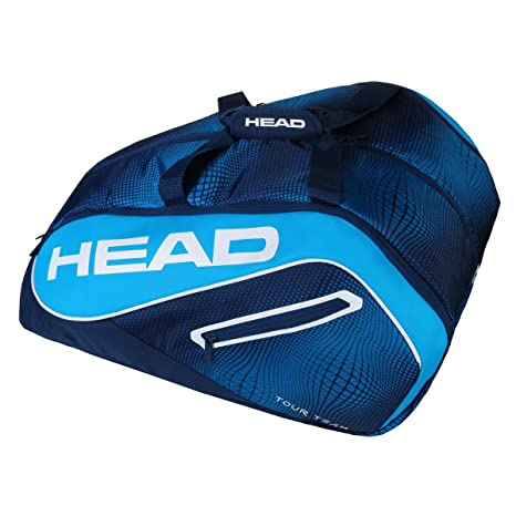 Head PALETERO Tour Team Monstercombi 2019 Azul