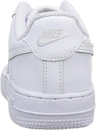 Nike Force 1 (PS) Zapatillas de Baloncesto, Niños