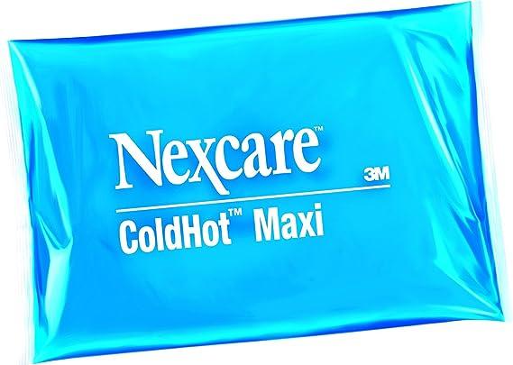 Nexcare Coldhot Maxi - Gel pack, 300 mm x 195 mm: Amazon.es: Salud y cuidado personal