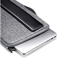 "ESR 13-13.3 Inch Laptop Sleeve Carrying Case Bag for The MacBook Air/MacBook Pro/Surface Book/Retina Display 12.9"" iPad, Cushioned Handbag Compatible with Apple/Samsung/Sony Notebook (Black)"