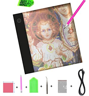 Diamond Painting A5 LED Light Pad Board Tablet Portable Dimmable  Brightness 79fa79586a86