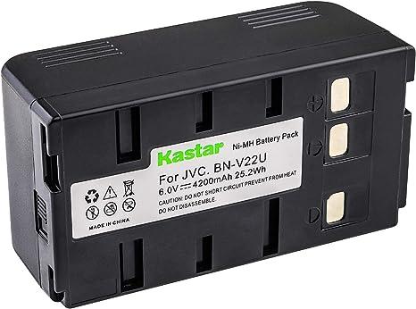 Amazon Com Kastar Ni Mh Battery 6 0v 4200mah Replacement For Panasonic Pv Bp18 Pv L559 Pv L600 Pv L650 Pv L657 Pv L659 Pv L757 Pv L857 Pv S332 Pv S372 Pv S43 Pv S53 Pv S62 Pv S63 Pv S630 Pv S64 Pv S72 Pv S770a Camcorder Batteries