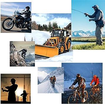 Sturmhaube Atmungsaktive Netz Vollgesichtsmaske Winddichte Sturmhauben Männer Frauen Zum Laufen Wandern Im Freien Motorrad Radfahren Sport Black Camouflage Baumarkt