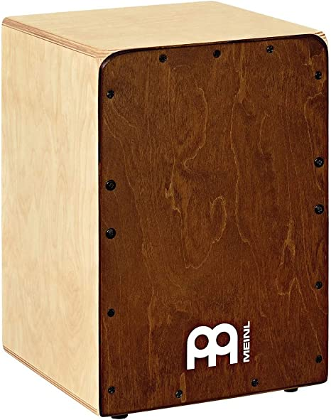 Meinl Percussion Cajón flamenco JC50AB: Amazon.es: Instrumentos musicales